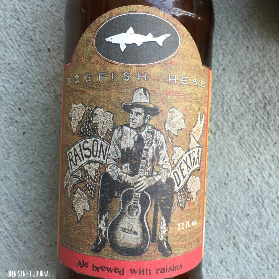 Dogfish Raison D'Extra