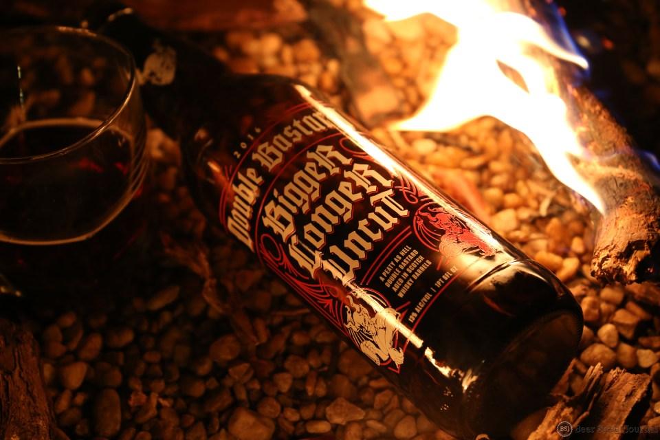 Double Bastard Bigger Longer Uncut bottle