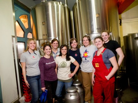 Ellegance brew crew