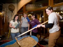 Ellegance - team empties mashtun