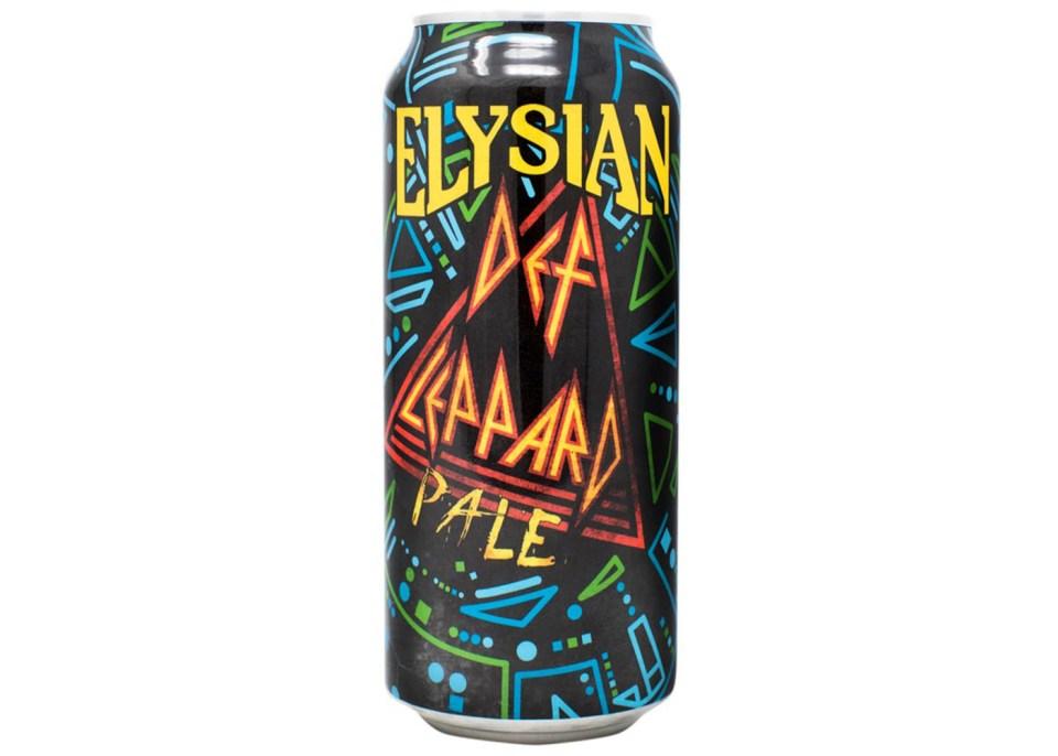 Elysian Def Leppard Pale Ale