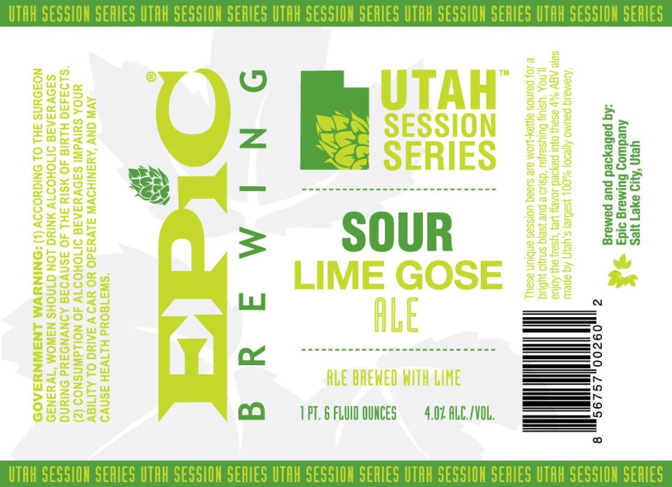 Epic Sour Lime Gose
