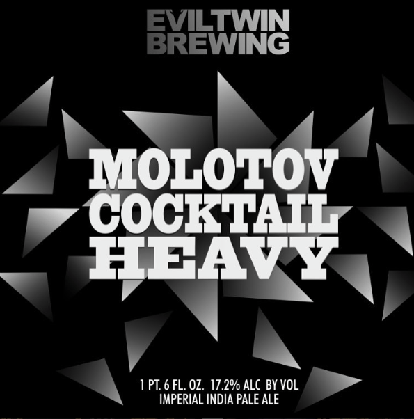 Evil Twin Molotov Cocktail Heavy