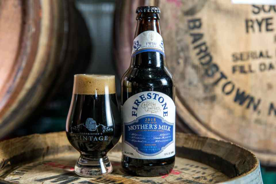 Firestone Walker Mother's Milk