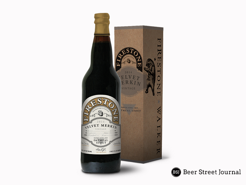 Firestone Walker Velvet Merlin 2014