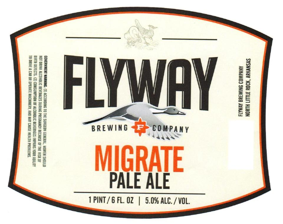 Flyway Brewing Migrate Pale Ale
