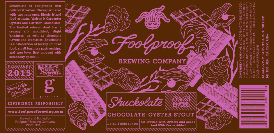 Foolproof Brewing Shuckolate