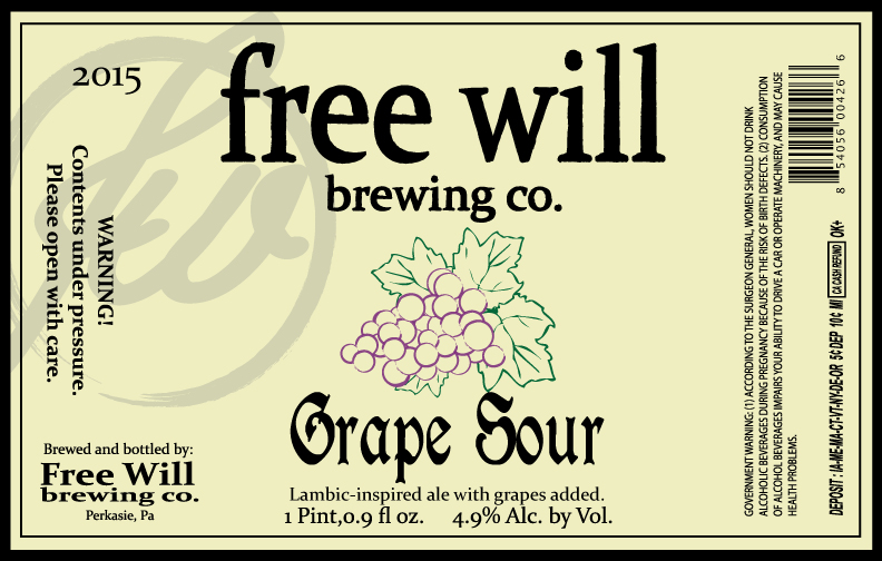 Free Will Grape Sour