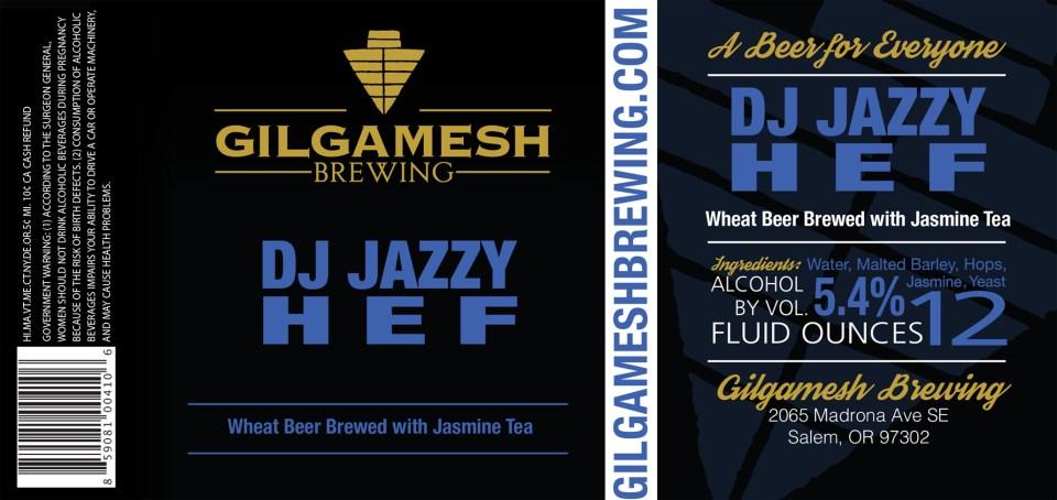 Gilgamesh DJ Jazzy Hef