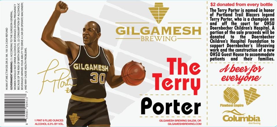 Gilgamesh The Terry Porter