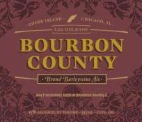 Goose Island Bourbon County Barleywine