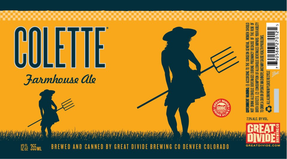 Great Divide Collette Cans