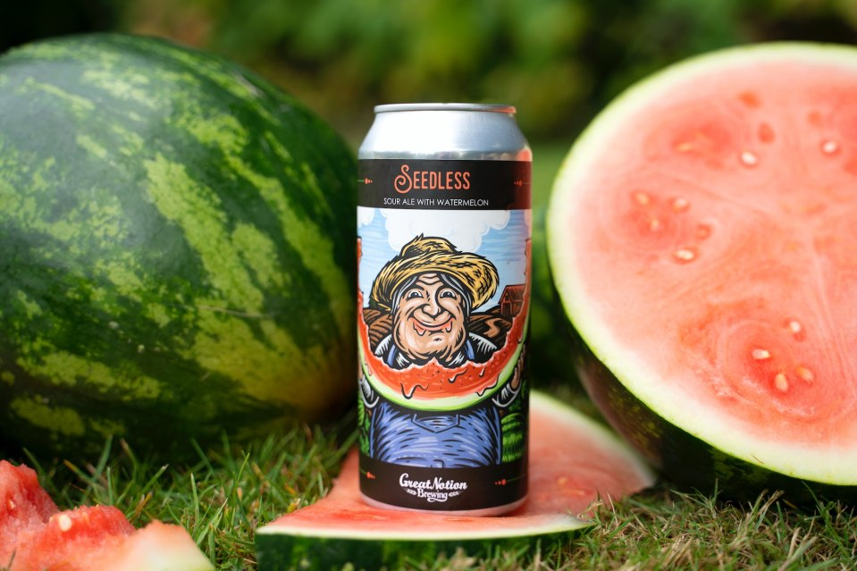 Great Notion Seedless