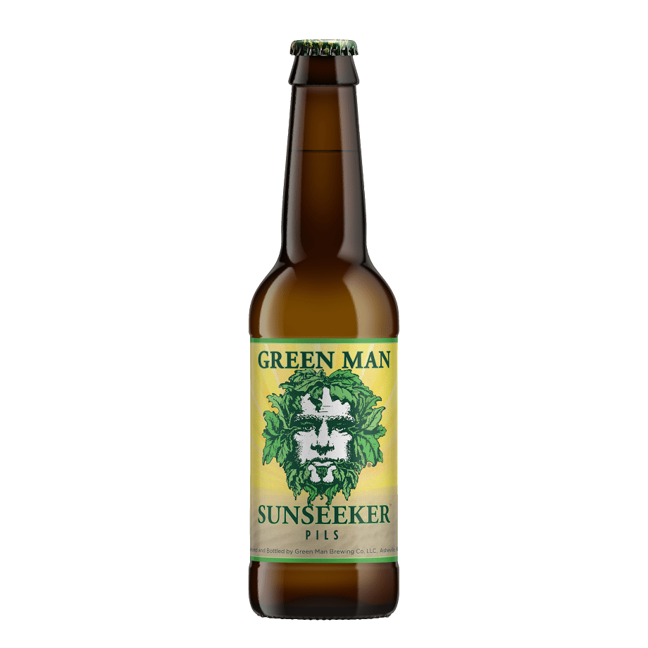 Green Man Sunseeker Pils