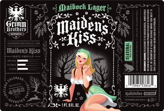 Grimm Brothers Maiden's Kiss