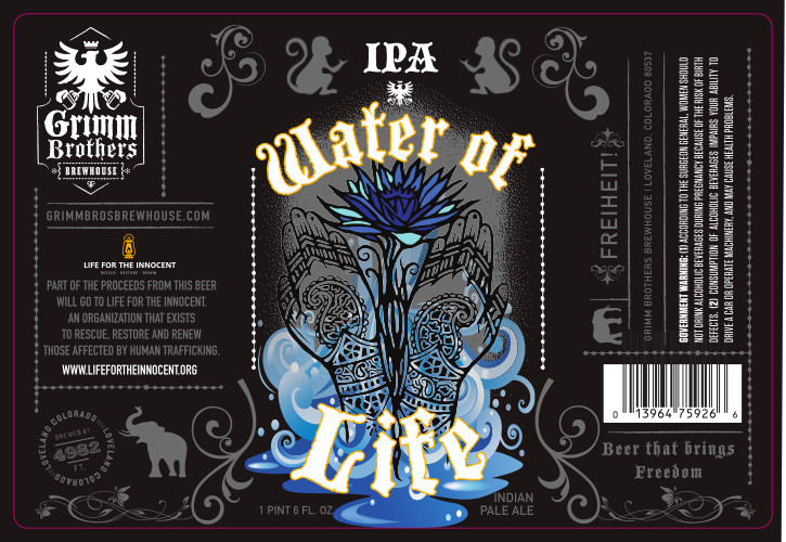 Grimm Brothers Water of Life IPA