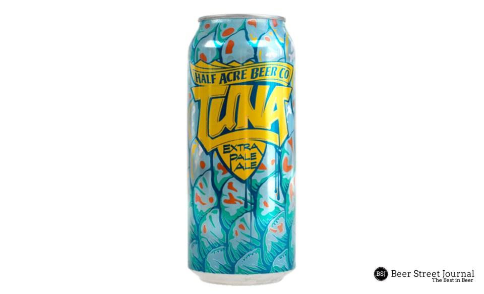 Half Acre Tuna Extra Pale Ale