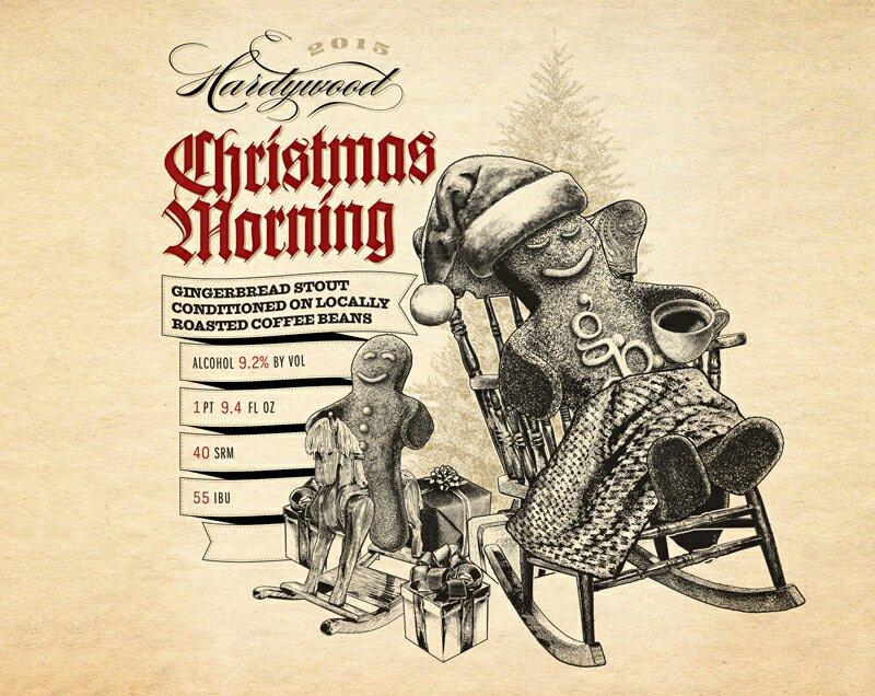 Hardywood Christmas Morning 2015
