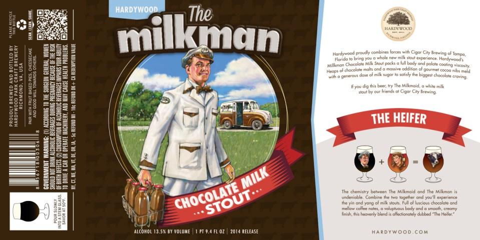 Hardywood The Milkman