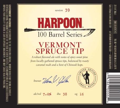 Harpoon Vermont Spruce Tip
