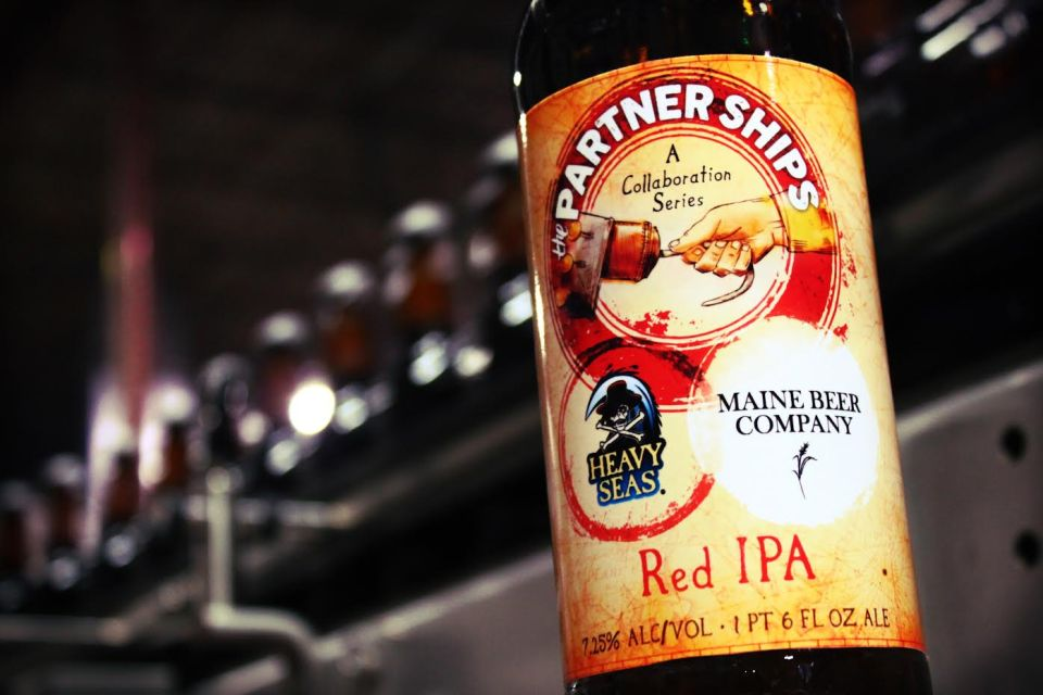 Heavy Seas Partnerships Red IPA