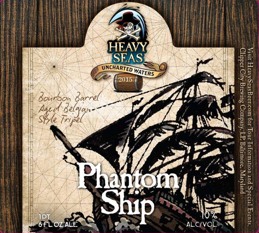 Heavy Seas Phantom Ship