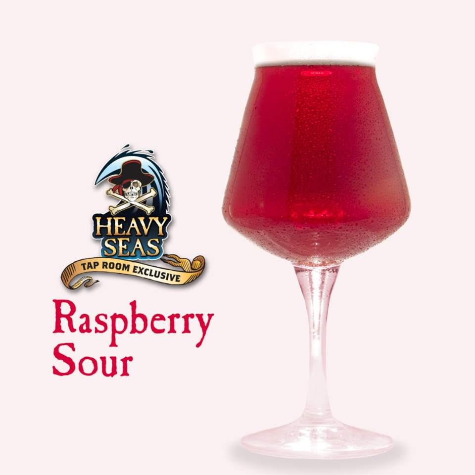 Heavy Seas Raspberry Sour