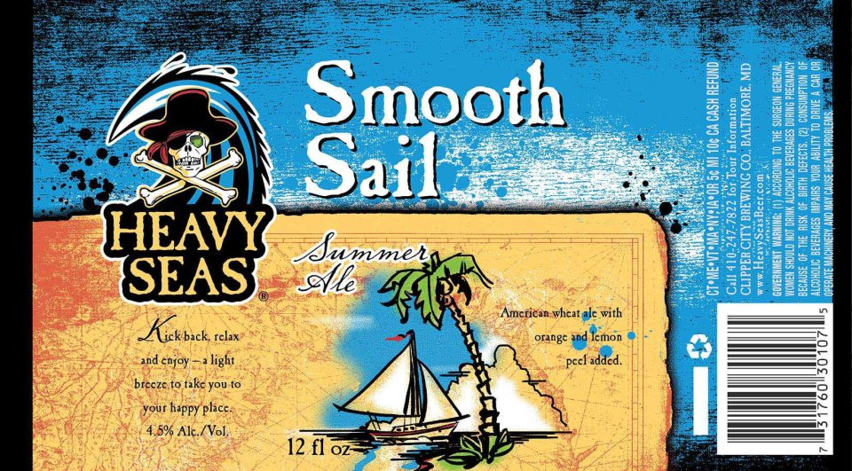 Heavy Seas Smooth Sail Cans