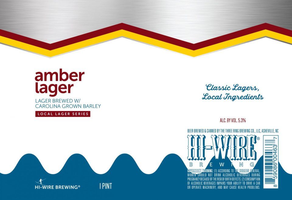 Hi-Wire Amber Lager