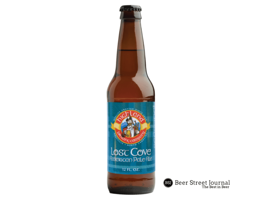 Highland Lost Cove American Pale Ale
