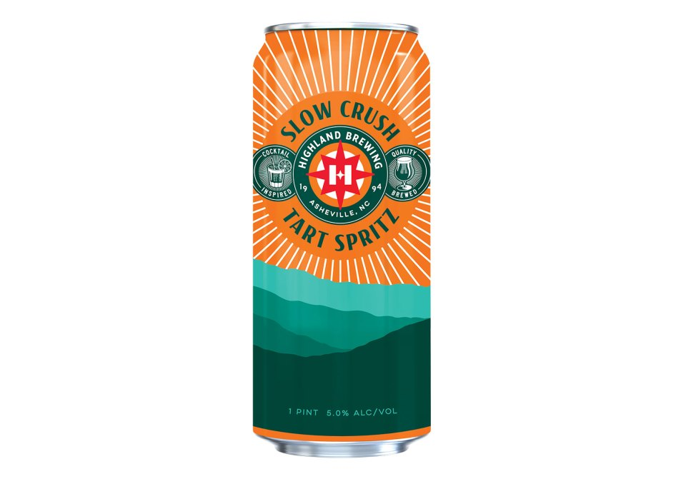 Highland Slow Crush Tart Spritz Ale