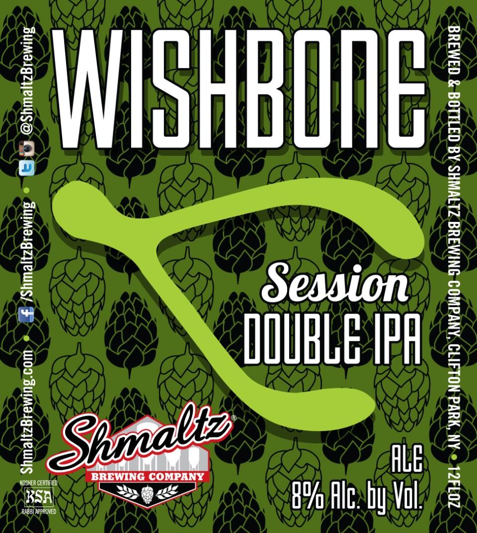 Highland Wishbone Session Double IPA