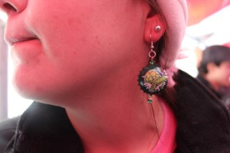 Terrapin Earrings