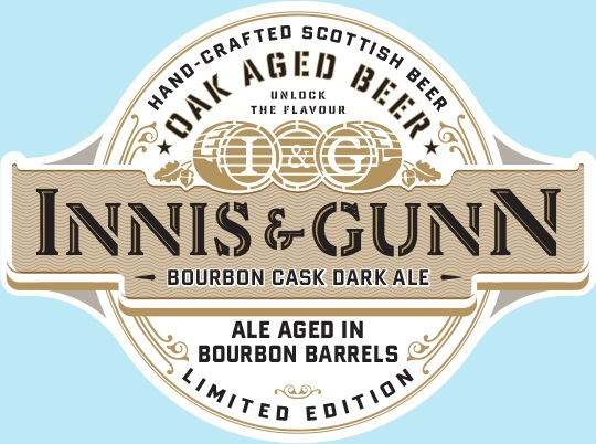 Innis & Gunn Bourbon Cask Dark Ale