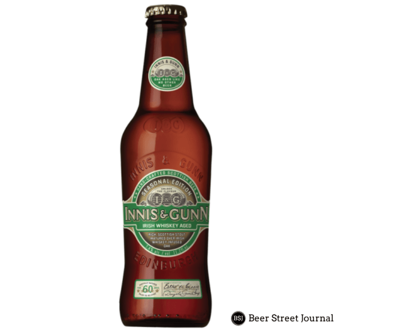 Innis & Gunn Irish Whiskey Aged