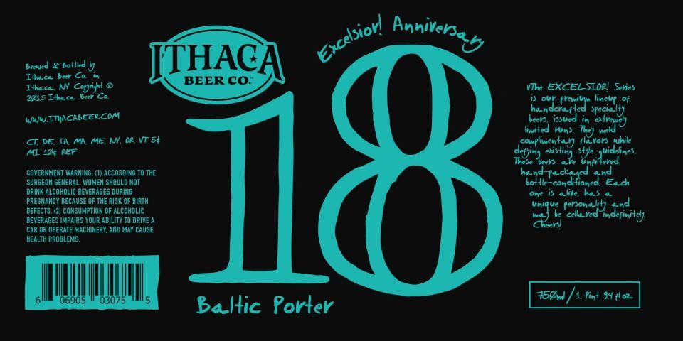 Ithaca 18 Baltic Porter