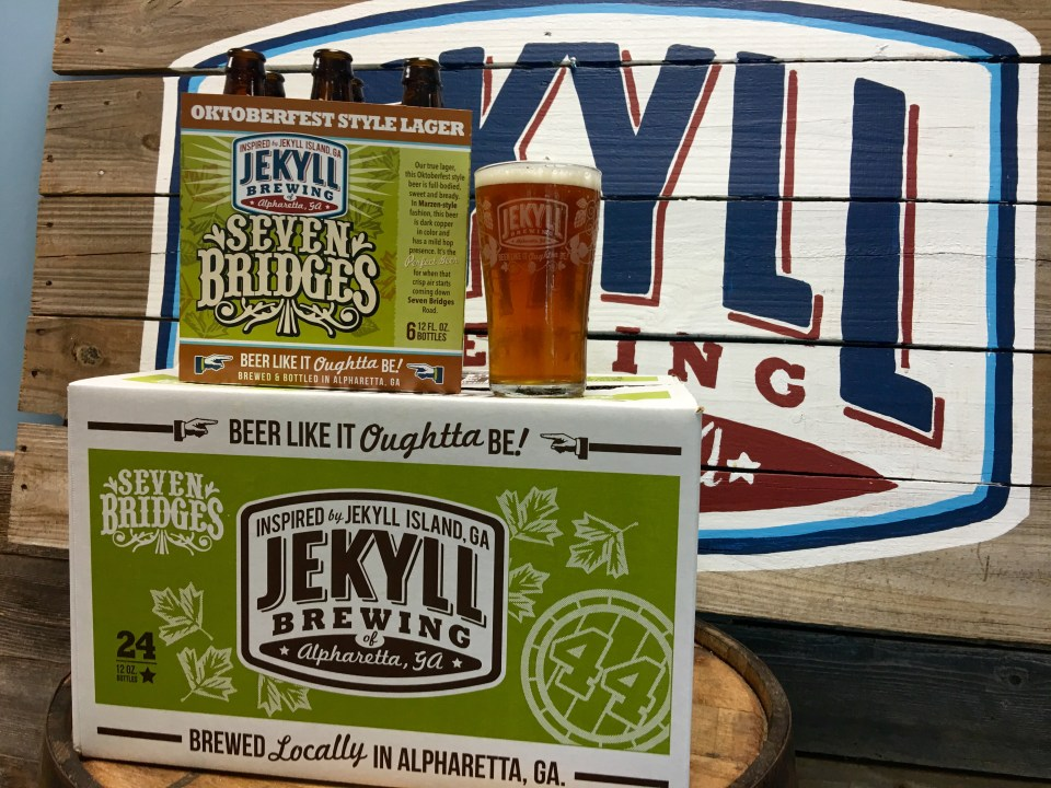 Jekyll Brewing Seven Bridges
