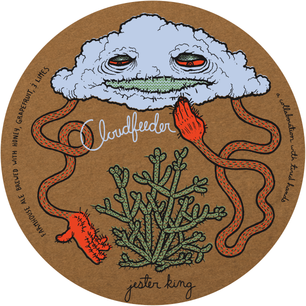 Jester King Cloudfeeder