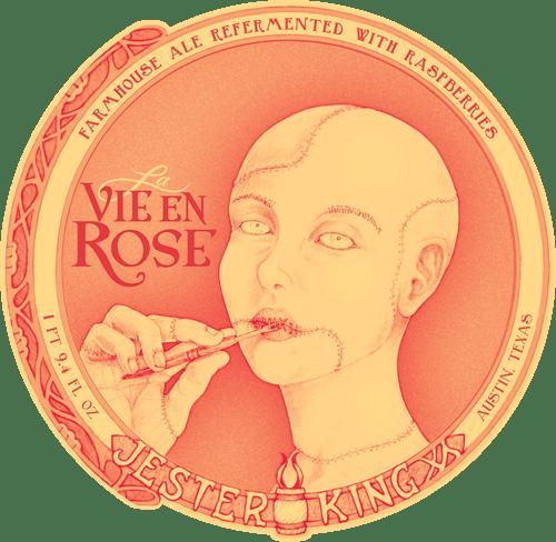 Jester King La Vie En Rose