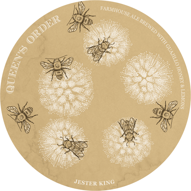 Jester King Queen's Order