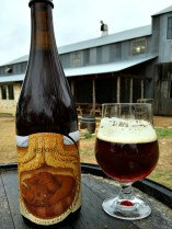 Jester King Repose in the bottle