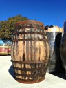 Spanish sherry barrels at Jester King