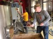 Brewing at Trois Dames May 2014