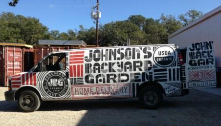 Johnson's Backyard Garden