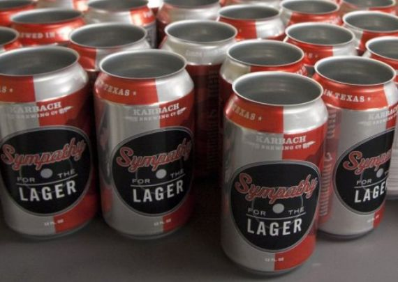 Karbach Brewing Co Joins Canning Trend Beer Street Journal