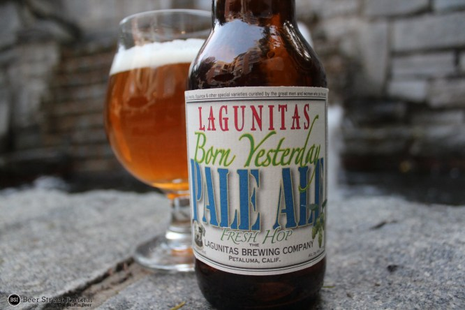 Lagunitas Born Yesterday
