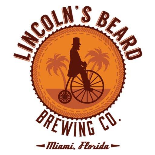 Lincoln's Beard Brewing Logo