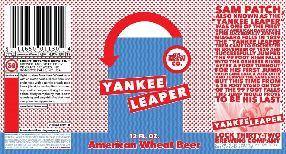 Lock 32 Brew Yankee Leaper
