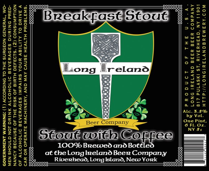 Long Ireland Breakfast Stout