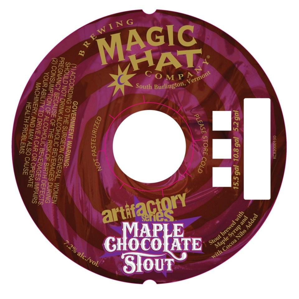 Magic Hat Maple Chocolate Stout